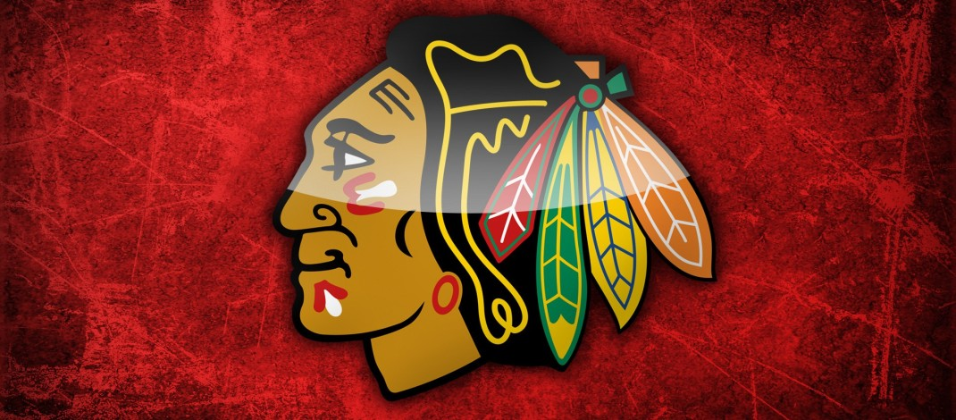 The Story Behind The Logo Of The Chicago Blackhawks!